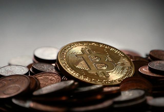 Monety bitcoin